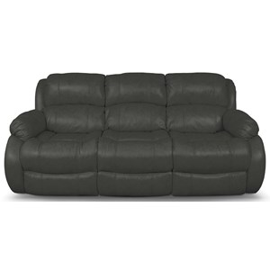 Double Reclining Sofa with Power