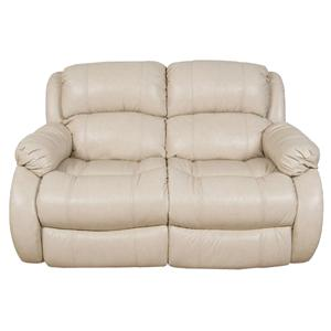 Double Reclining Loveseat with Power