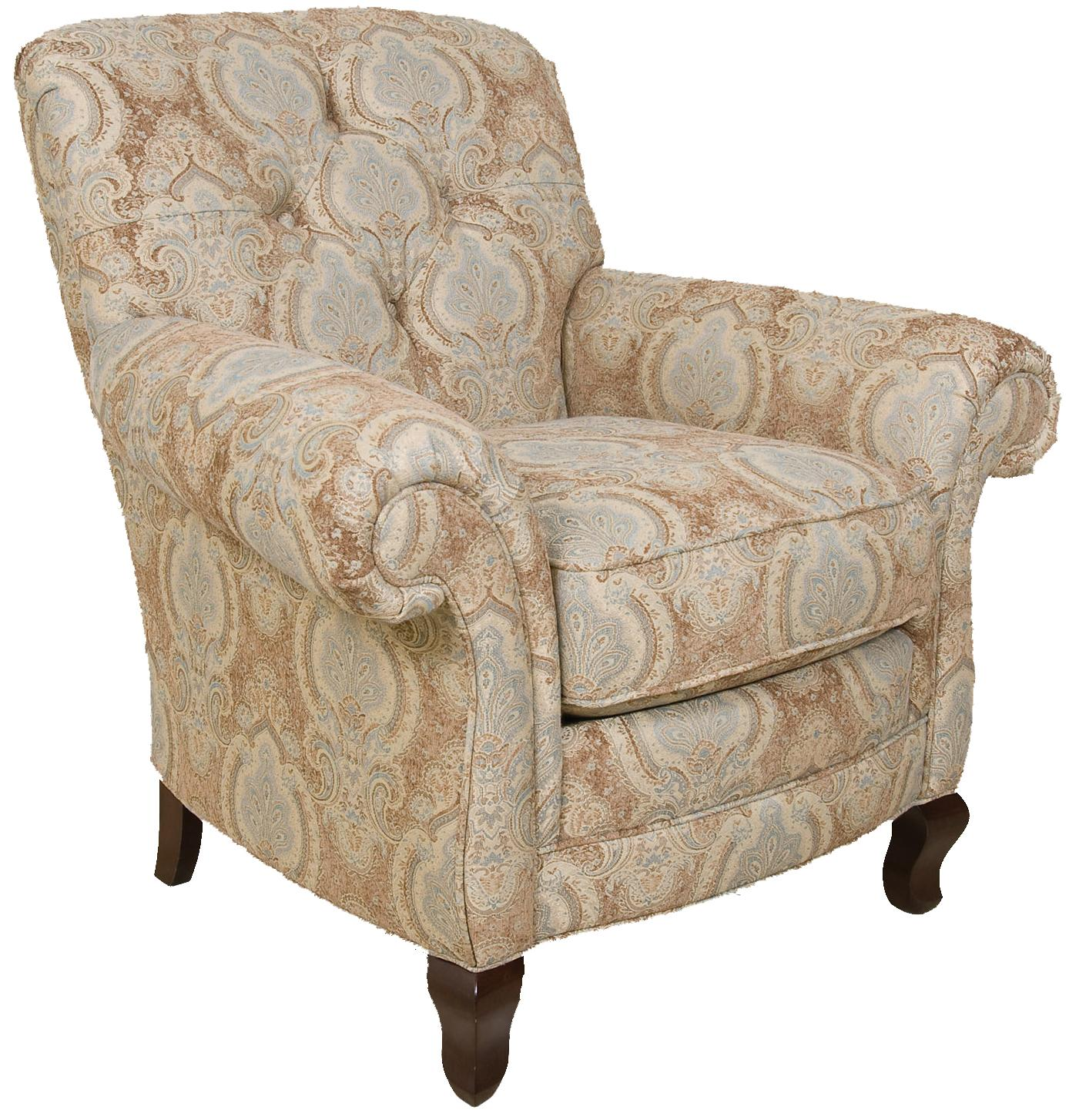 England Christopher Chair - Item Number: 1044