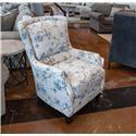 England Loren Plush Back Chair - Item Number: 2914 FK CHERRYGROVE-SKY