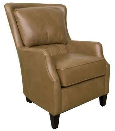 England Louis Club Chair - Item Number: 2914L