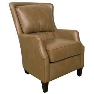 England Louis Club Chair