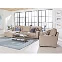 England Lyndon Living Room Group - Item Number: 8L00 Living Room Group 1