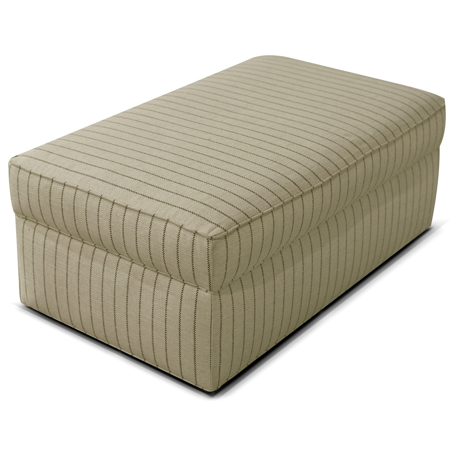 England Macy 2a00 81 Rectangular Storage Ottoman With