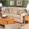 England Malibu Casual Styled Sofa for Family Rooms and Living Rooms
