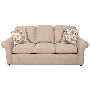 England Malibu 5 6 Seat left side Chaise Sectional Dunk & Bright Furniture Sectional Sofas