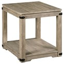 England Marin Rectangular End Table - Item Number: H836915