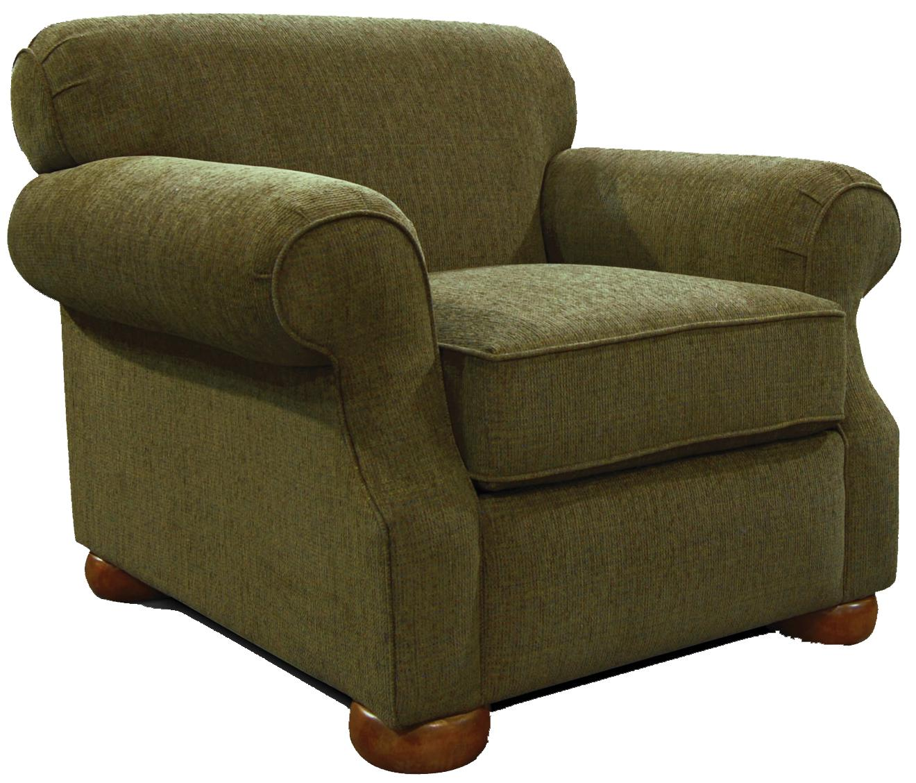 England Melbourne Chair - Item Number: 6154