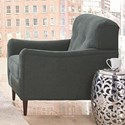 England Metromix - East Side Chair - Item Number: 5D04-Caprice-Cerulean