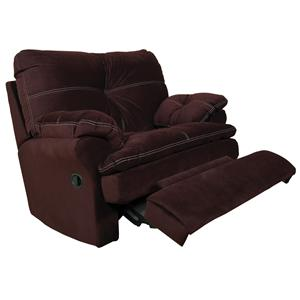 England Miranda and Lloyd  Power Rocker Recliner