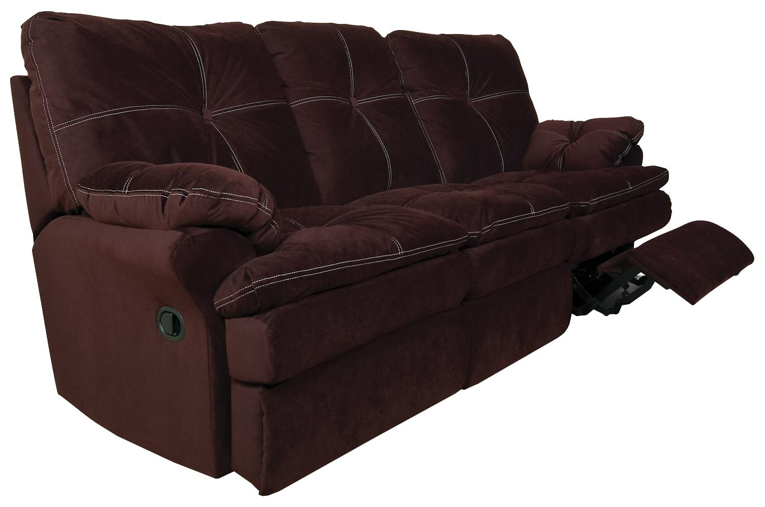 England Miranda and Lloyd  Double Reclining Sofa with Power - Item Number: 3011 F Power