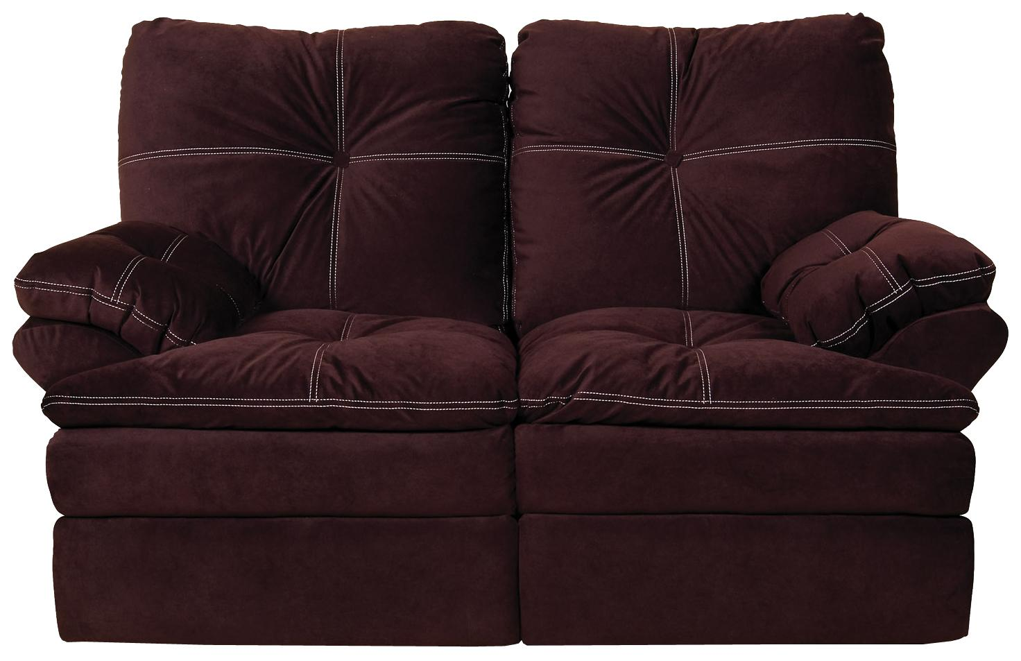 England Miranda and Lloyd  Double Reclining Loveseat - Item Number: 3013 F