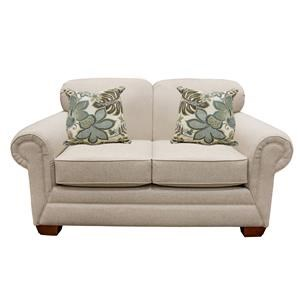 England Monroe Traditional Loveseat