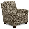 England Murphy Arm Chair - Item Number: 740-31-Oh Gee Brownstone