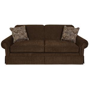 England Nancy Visco Mattress Queen Size Sleeper Sofa Godby Home Furnishings Sofa Sleeper