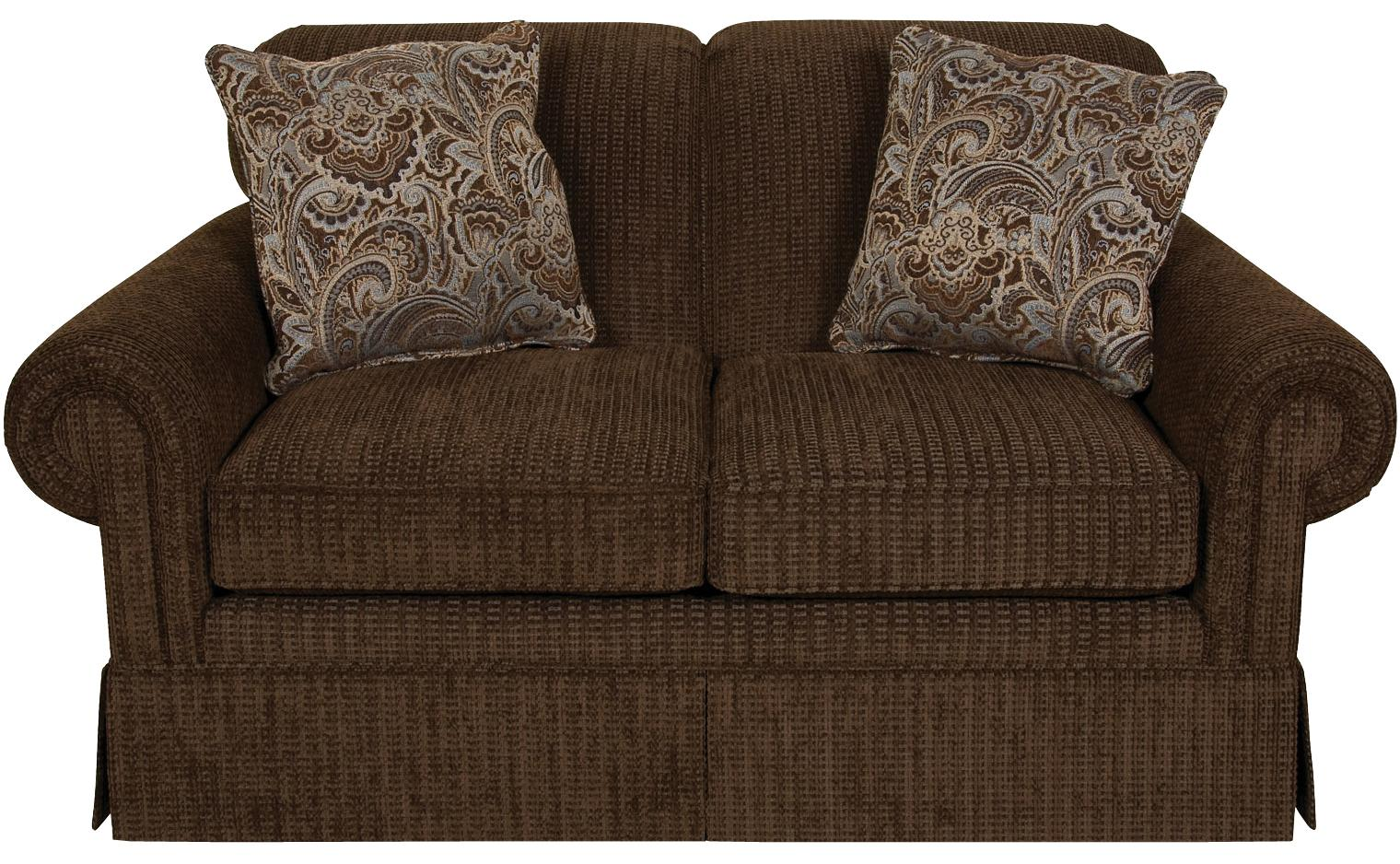 England Nancy Loveseat - Item Number: 6556
