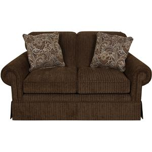England Nancy Loveseat Glider