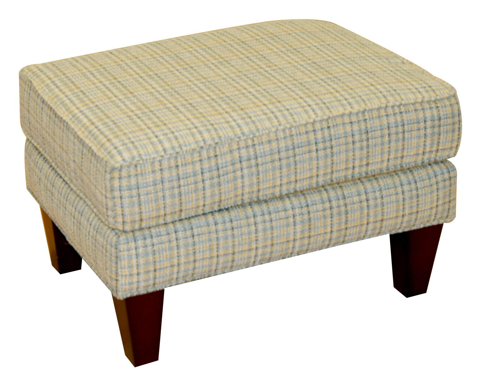 England Nash Ottoman - Item Number: 4437-Wintour_Lemoncello