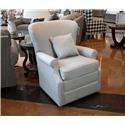 England Natalie Swivel Chair - Item Number: 1300-69 FK KRAUSS-DEW