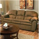 England Oakland Visco Mattress Queen Size Sofa Sleeper - Sofa Shown May Not Represent Exact Features Indicated