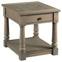 England Outland Rectangular Drawer End Table - Item Number: H718915