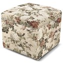 England Parson Storage Ottoman with Nailhead Trim - Item Number: 2F0081N-2729