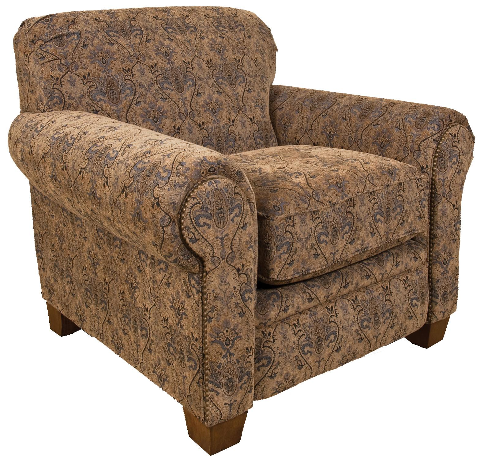 England Philip Chair - Item Number: 1254