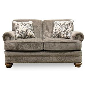 England Reed Traditional Loveseat