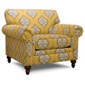 England Renea Traditional Chair - Item Number: 5R04 Renea