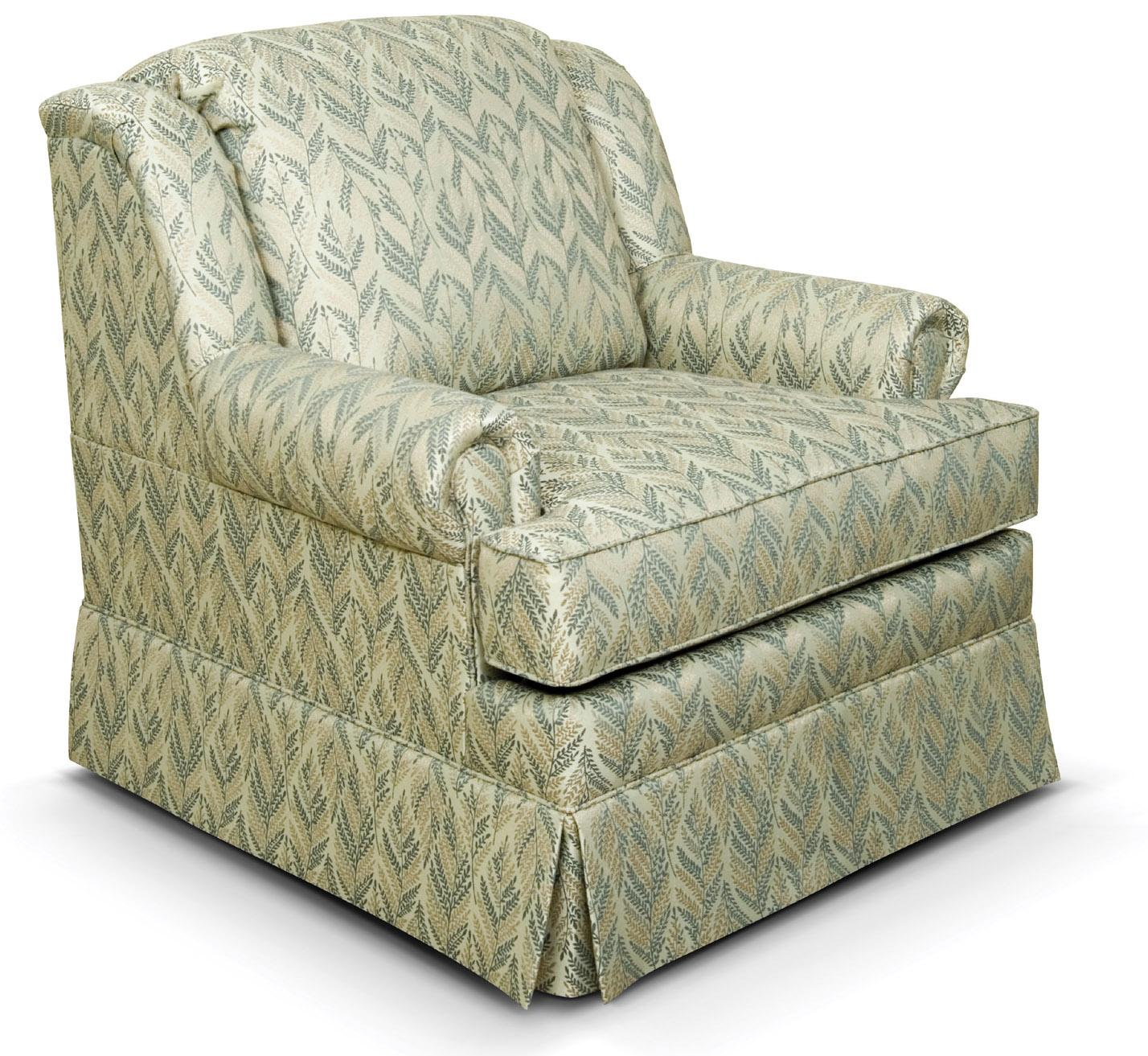 England Rochelle Swivel Glider - Item Number: 4000-71