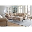 England Rosalie Stationary Living Room Group - Item Number: 4Y00 Living Room Group 1