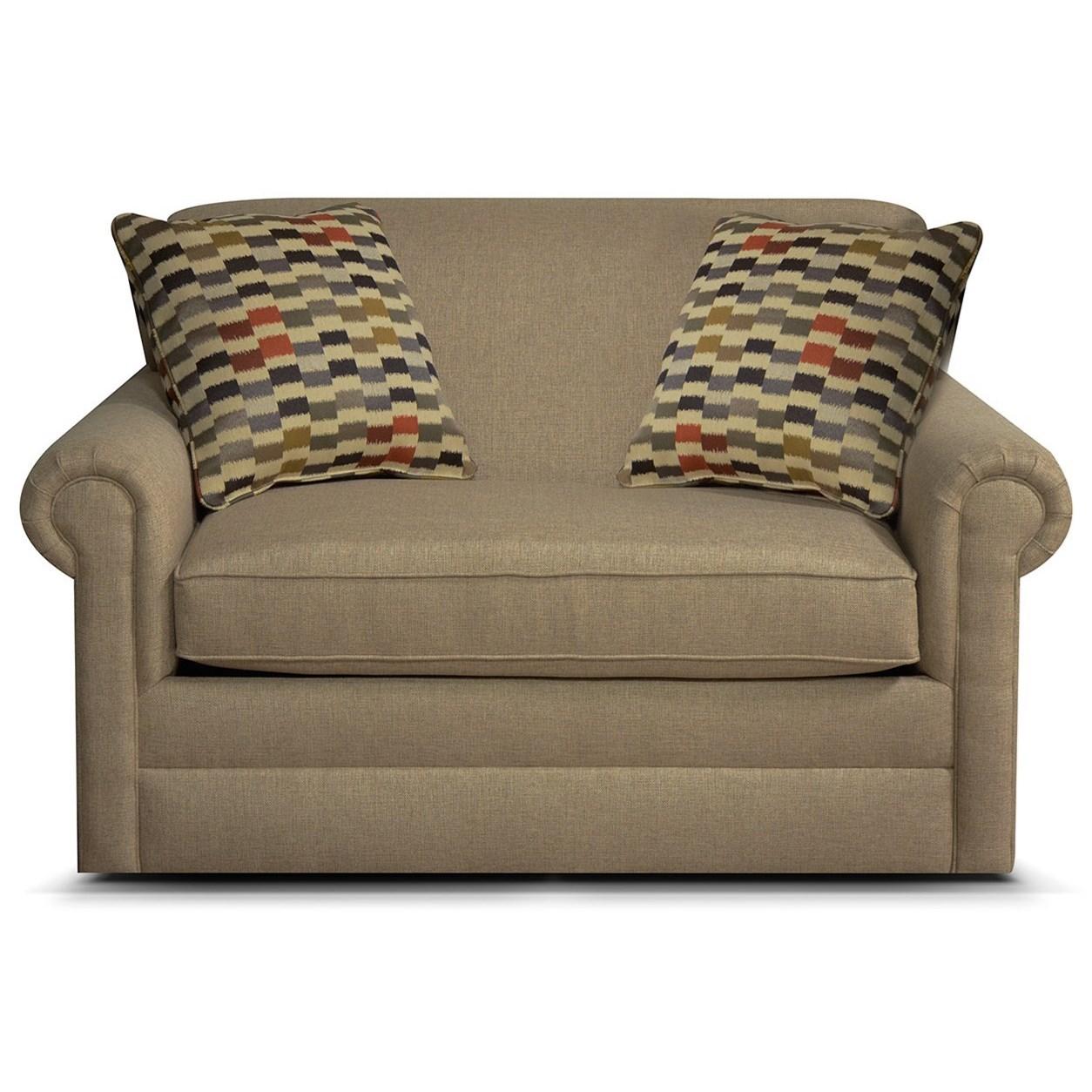 England Savona Air Twin Size Sleeper Sofa With Traditional