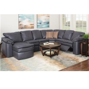 England Seneca Falls Sectional Sofa
