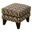 England Shockley Ottoman - Item Number: 7337