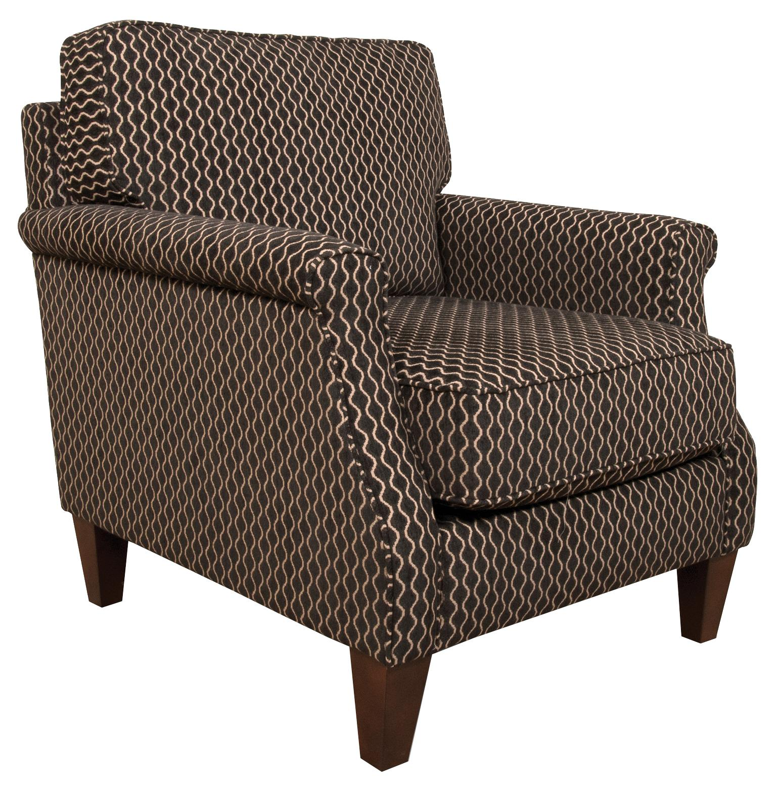 England Sigmond  Arm Chair - Item Number: 7834