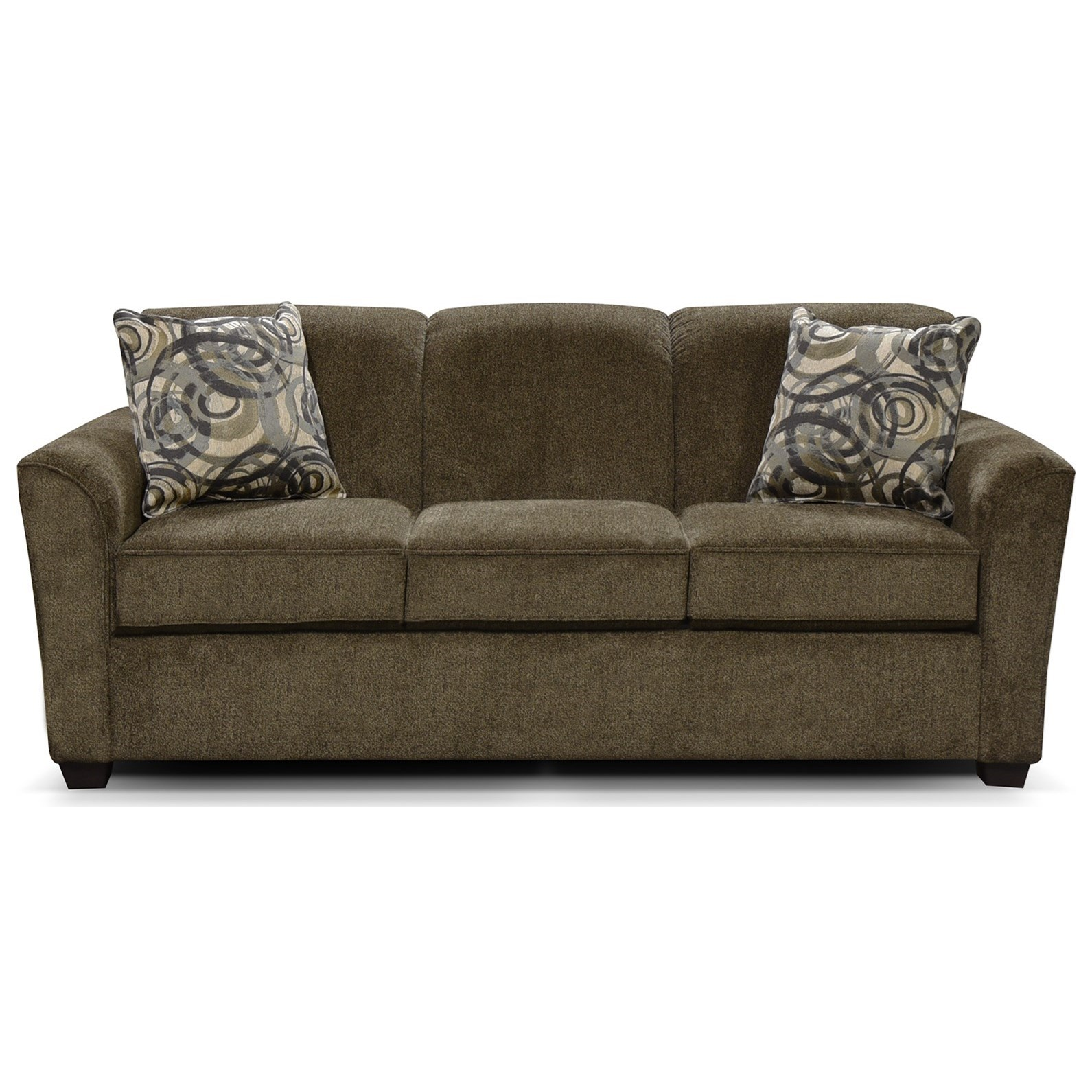 England Smyrna 305 Sofa With Casual Contemporary Style