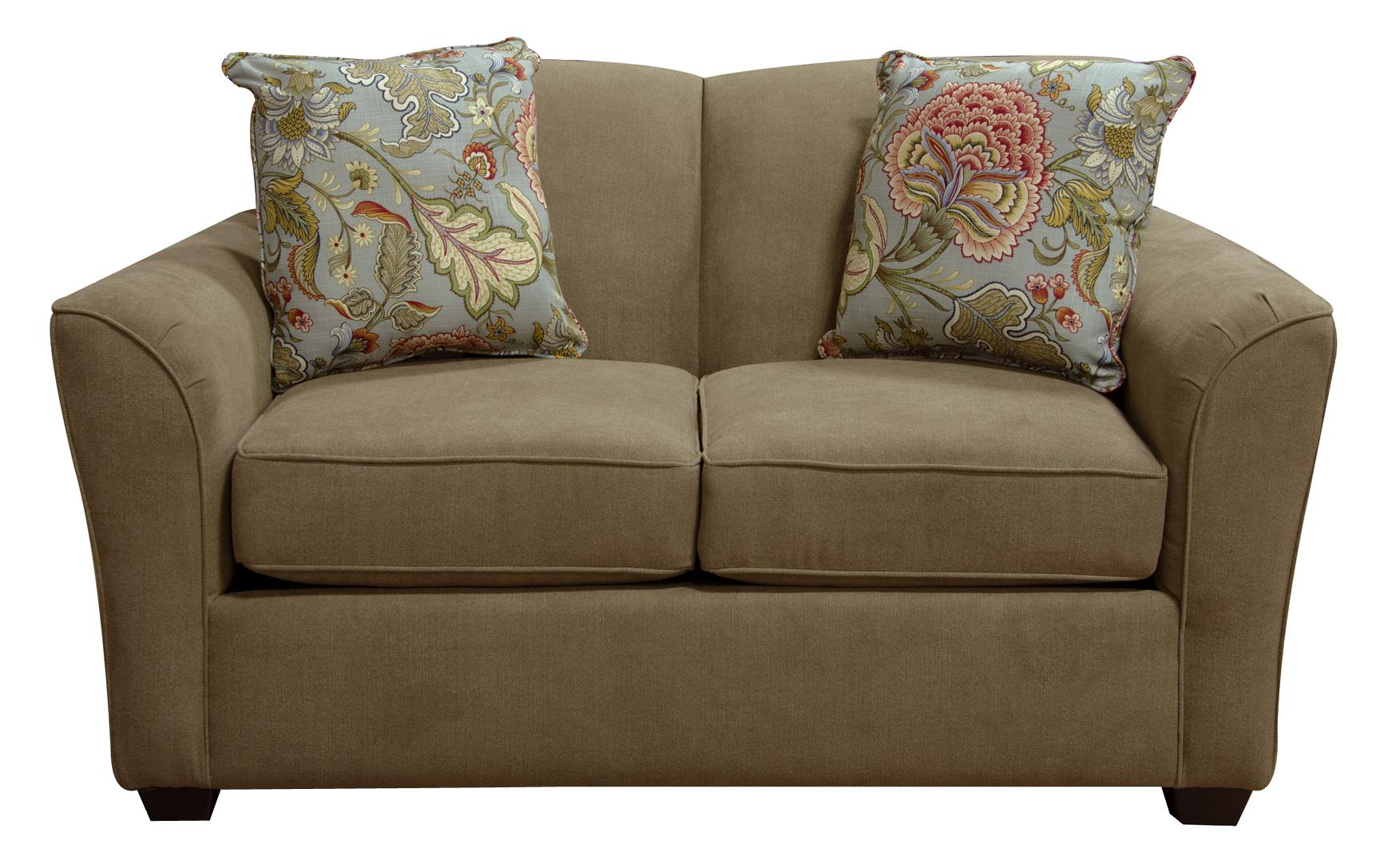 England Smyrna Loveseat - Item Number: 306-6821