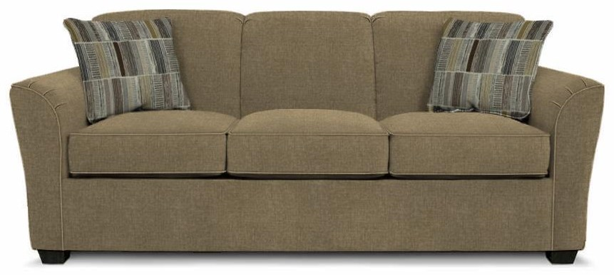 Smyrna Queen Sleeper Sofa by England at VanDrie Home Furnishings