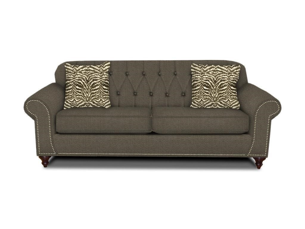 England Stacy Sofa - Item Number: 5735-DS