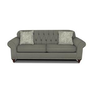Sofa with Nailheads
