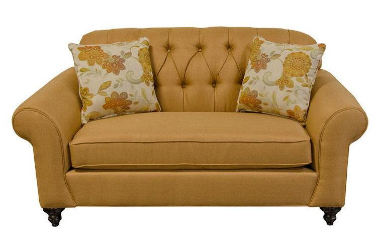England Stacy Loveseat - Item Number: 5736