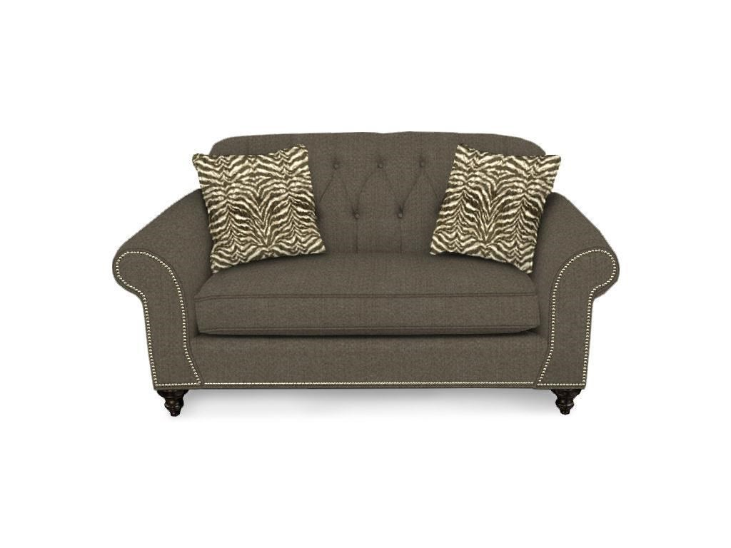 England Stacy Loveseat - Item Number: 5736-DS