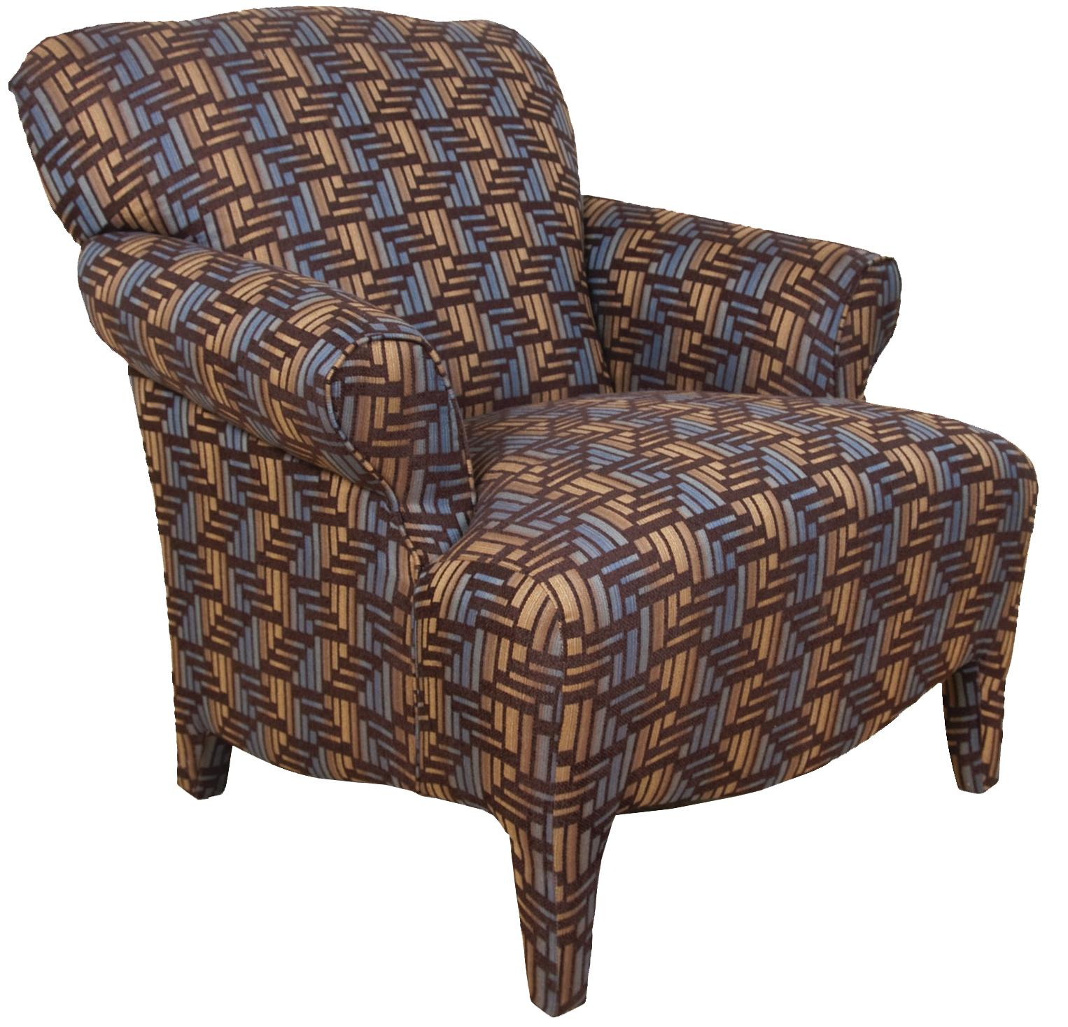 England Summit Upholstered Chair - Item Number: 3854