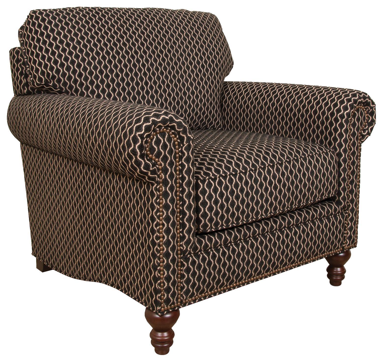 England Telisa  Living Room Chair - Item Number: 5834