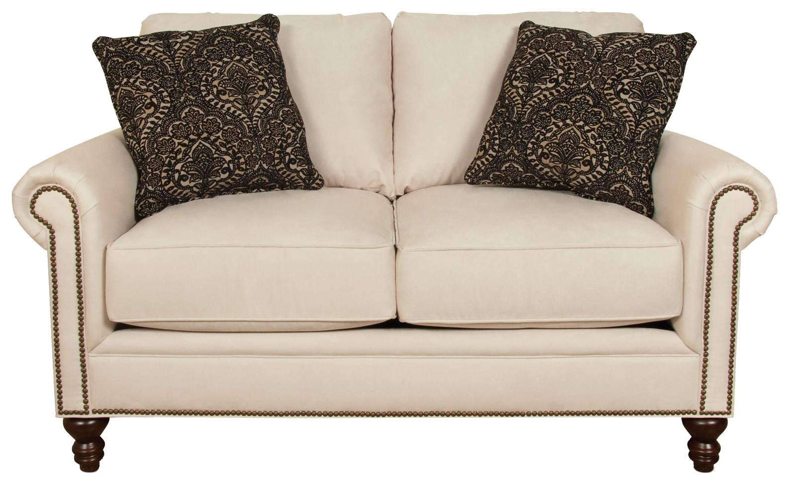 England Telisa  Living Room Loveseat - Item Number: 5836