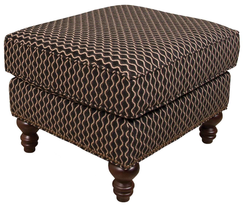 England Telisa  Living Room Ottoman - Item Number: 5837