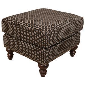 England Telisa  Living Room Ottoman