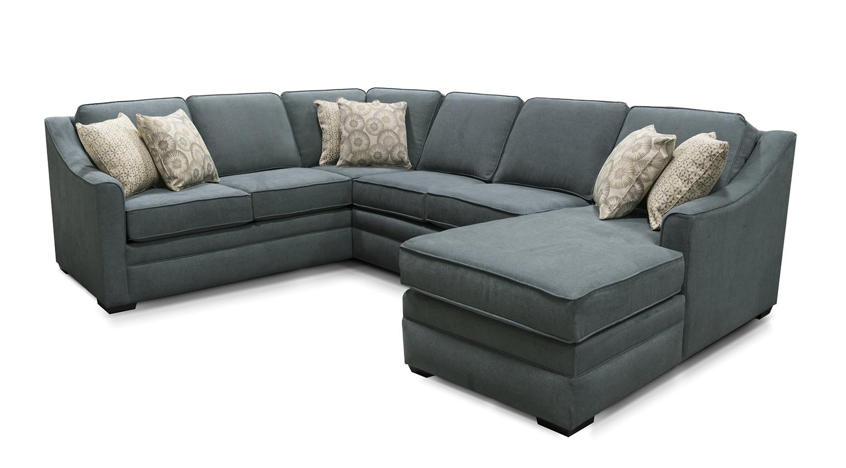 England Thomas Sectional Sofa with Five Seats | Dunk ...