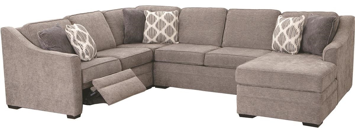 4 Piece Sectional