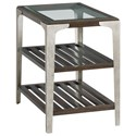 England Tranquil Chairside Table - Item Number: H837916